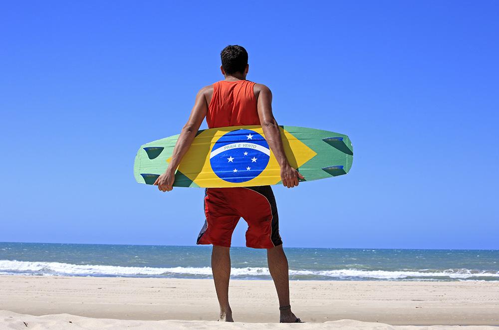 קייט סרף ברזיל